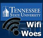 TSU Logo + wifi woes